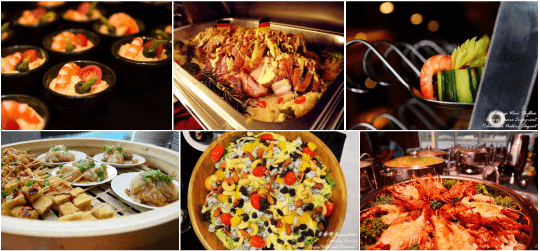 自助式外燴 Buffet-style Catering