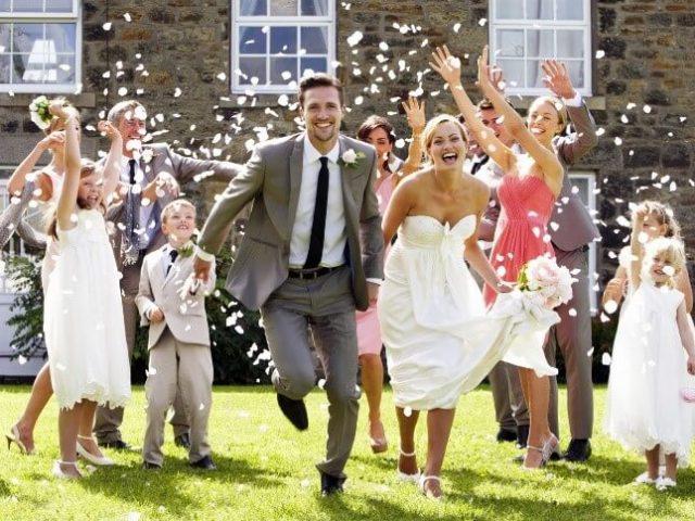 戶外婚禮饗宴Outdoor wedding